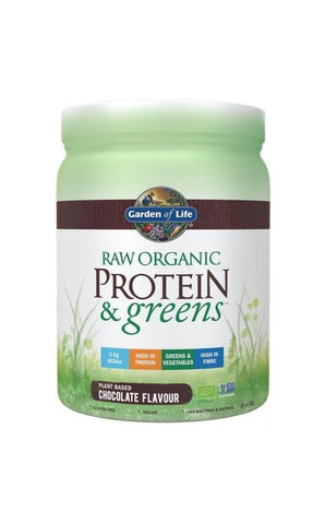 Organic Protein & Greens Chocolate