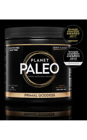 Planet Paleo  PRIMAL GODDESS COLLAGEN SUPPLEMENT 210gr