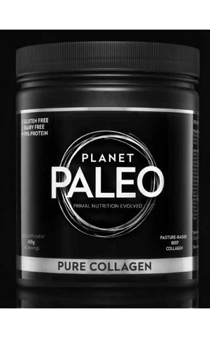 Planet Paleo  PURE COLLAGEN 450G SUPPLEMENT