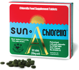 Sun Chlorella A  300 Tablets - Buy Healthy All Natural Vitamins Supplements