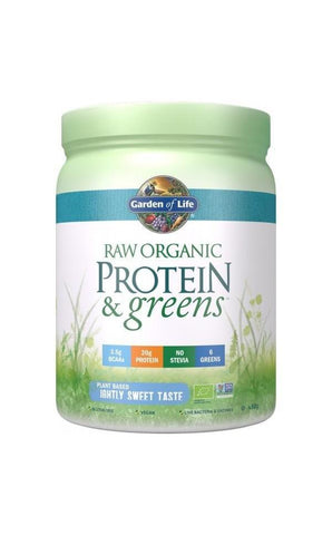 Protein & Greens Lightly Sweet 488g