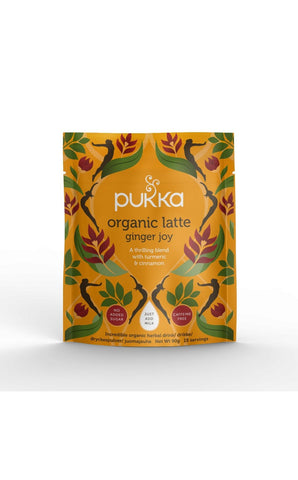 Pukka Ginger Joy Organic Latte 90g
