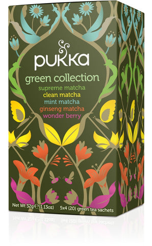 Pukka Green Collection 32g