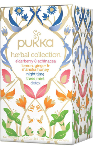 Pukka Herbal Collection Tea 34.4g