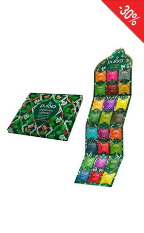 Pukka Herbal Tea Advent Calendar - Christmas Selection