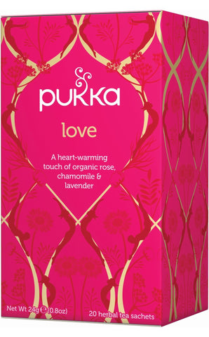 Pukka Love Tea 24g