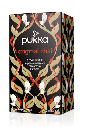 Pukka Original Chai Tea 40g