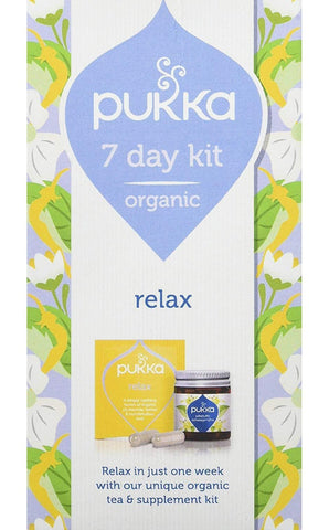 Pukka Relax 7 Day Kit