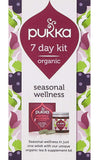 Pukka Seasonal Wellness 7 Day Kit - Buy Healthy All Natural Vitamins Supplements