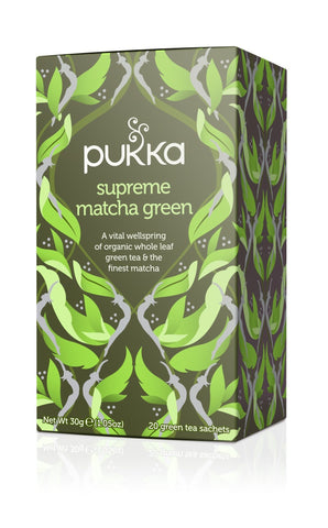 Pukka Supreme Matcha Green Tea 30g