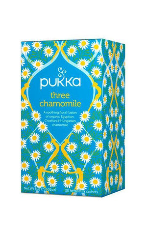 Pukka Three Chamomile Tea 30g