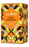 Pukka Three Cinnamon Tea 40g - Buy Healthy All Natural Vitamins Supplements