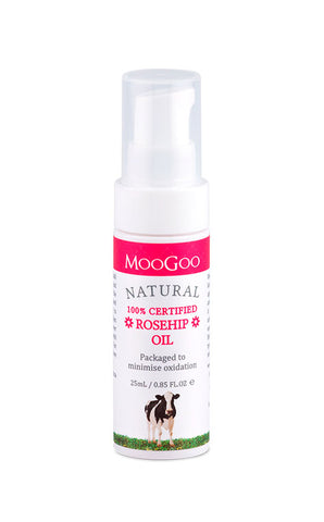 MooGoo Organic Rosehip Oil 25ml