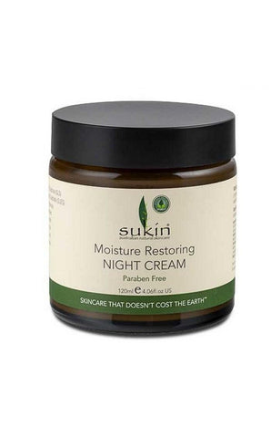 Sukin Night Cream 120ml - Natural Night Cream