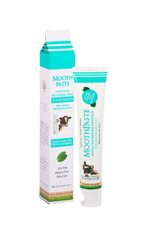 MooGoo Moothpaste - Teeth Whitening 100g