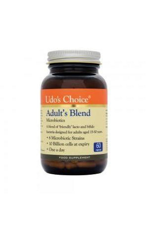 Udo's Choice Adult's Blend Microbiotics - Adults 15+ years