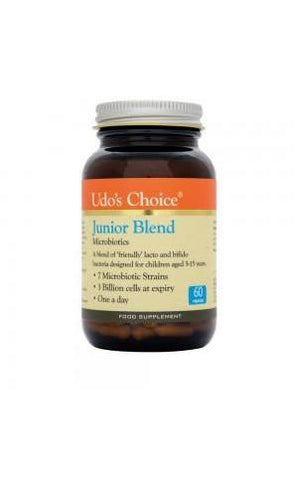 Udo's Choice Junior Blend Microbiotics - 5-15 years
