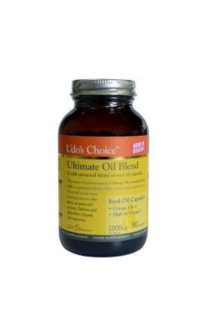 Udo's Choice Ultimate Oil Blend - Capsules