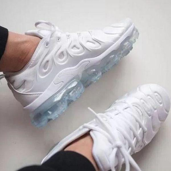 Remishoes Vapor Max Plus Creamsicle Sneakers