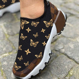 Remishoes Pattern Print Women Sneakers