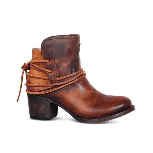 Remishoes Fashion Urban Style Ladies Low Boots