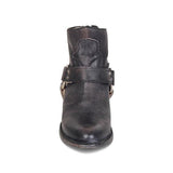 Remishoes Fashion Wild Style Short Low Heel Martin Boots