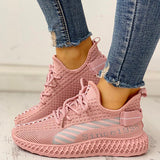 Remishoes Lace-Up Breathable Casual Sneakers