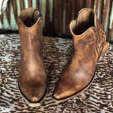 Remishoes Vintage Casual Winter Boots