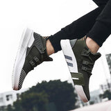 Remishoes Breathable Upper Lining Non-Slip Sole Sneakers