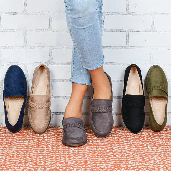Remishoes Comfort Sole Slip-On Loafers