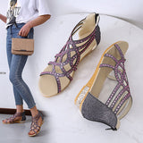 Remishoes Casual Summer Beach Holiday Sandals