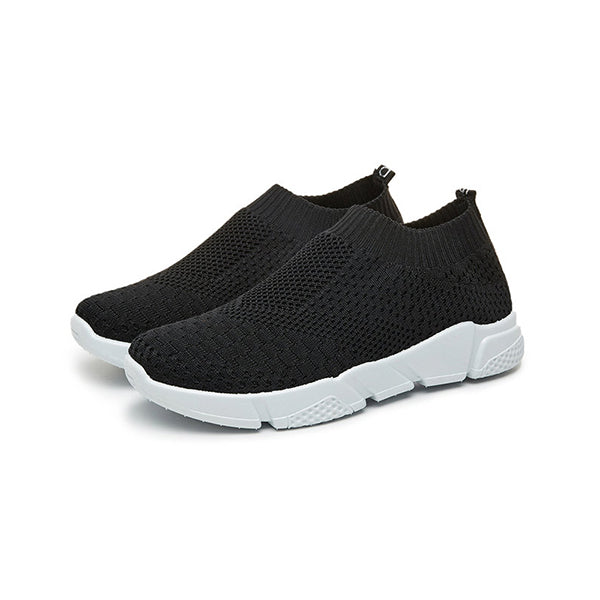 Remishoes All Season Elastic Cloth Slip On Sneakers