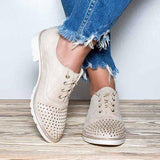 Remishoes Women Rhinestone Embellished Oxfords Flats/Loafers
