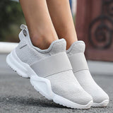 Remishoes Casual Mesh Flat Sneakers
