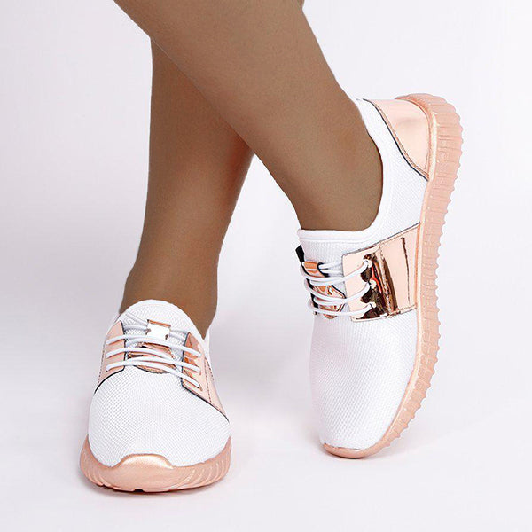Remishoes Casual Breathble Lace up Sneakers