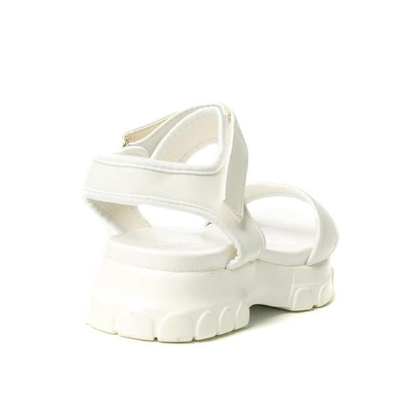 Remishoes Women Casual Comfy Chunky Sandals