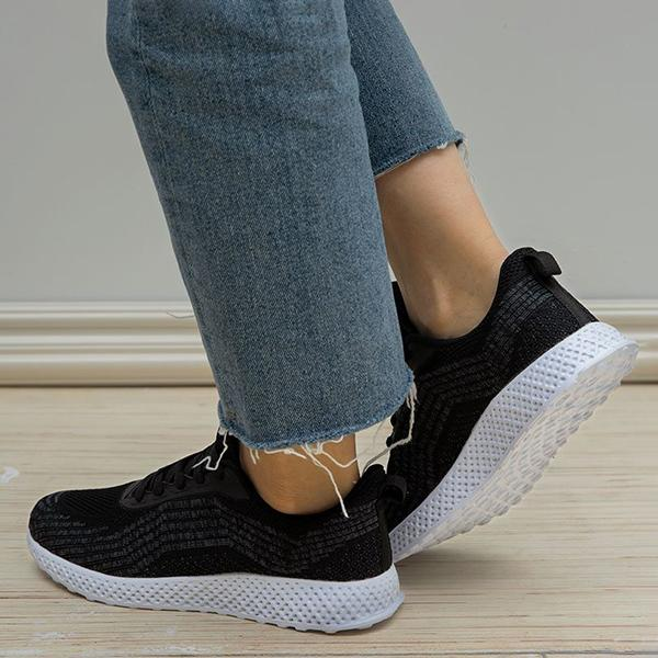 Remishoes Womens Slip-On Mesh Fashion Sneakers