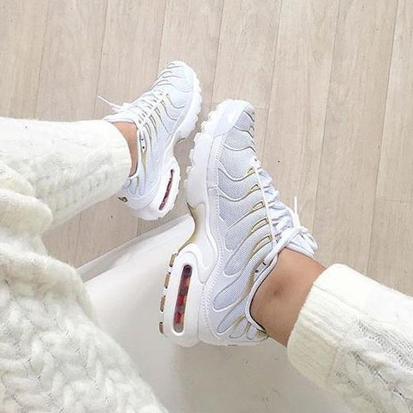 Remishoes Casual Air Cushion Mesh Sneakers