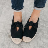 Remishoes Casual Cute Lace Up Flats