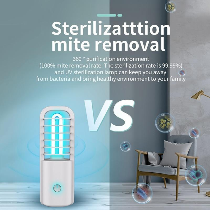"Purify â""?UV Disinfecting Lamp"