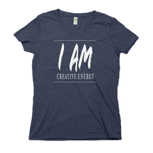 Organic 'Creative Energy' RPET Blend T-Shirt