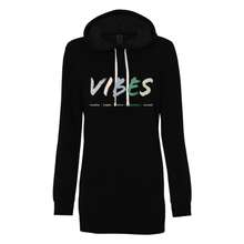 Hooded 'Vibes' Pullover Dress