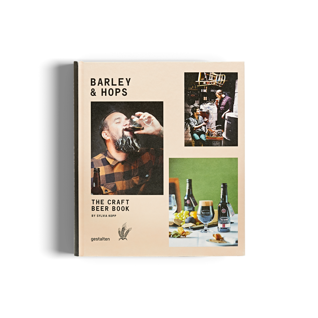 Barley & Hops Book