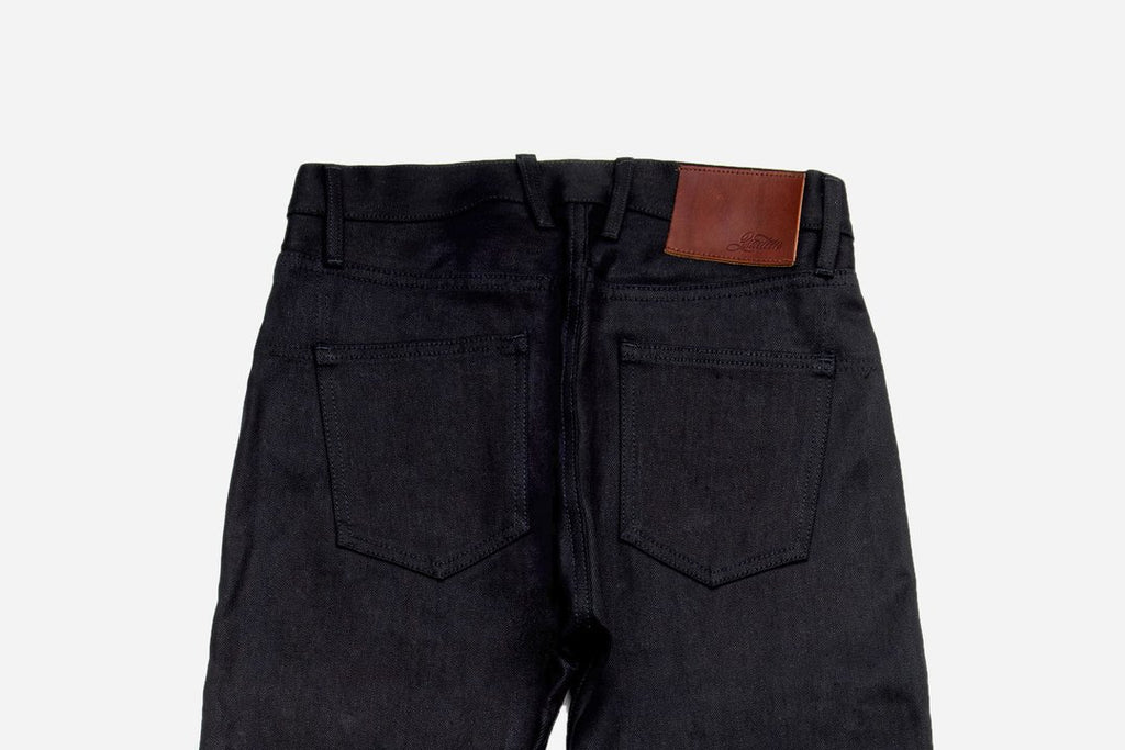 Slim Tapered 120x - Shadow Selvage