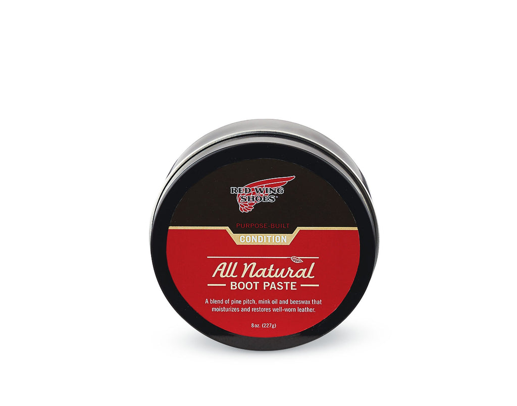 All Natural Boot Paste