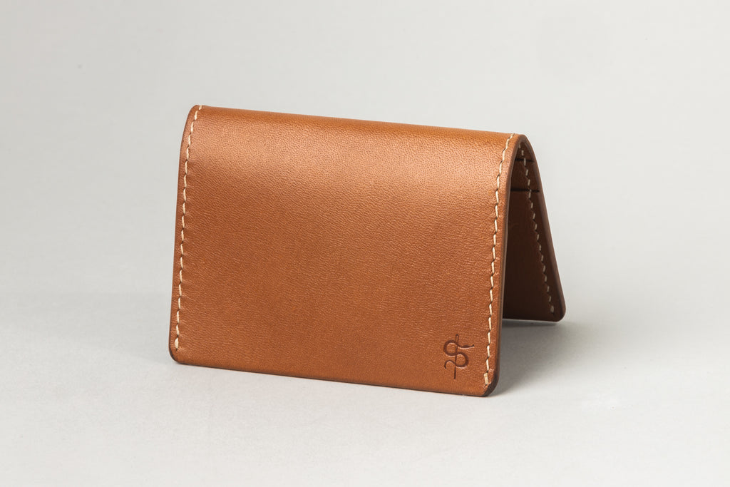 Driving Wallet Tan