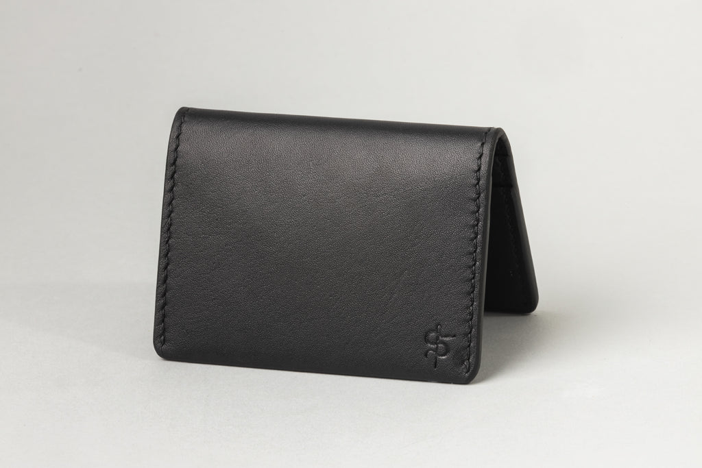 Driving Wallet Black
