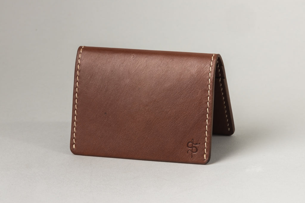 Driving Wallet Brandy