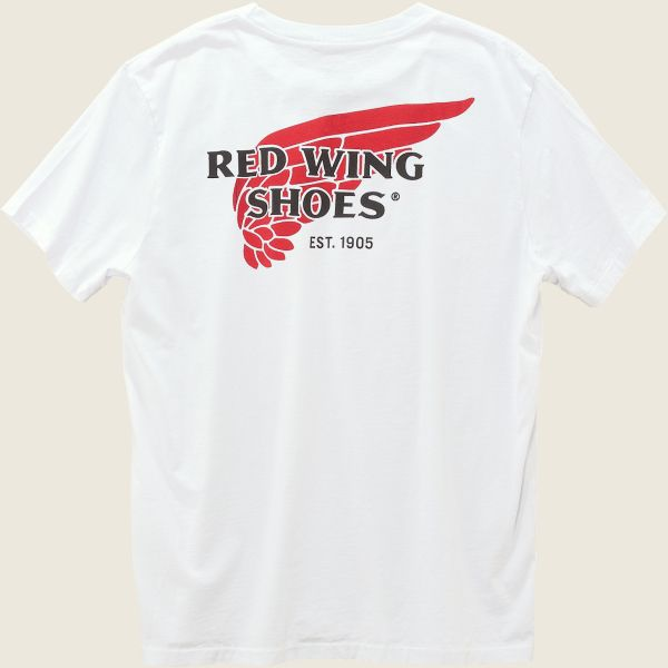 Red Wing Logo Tee