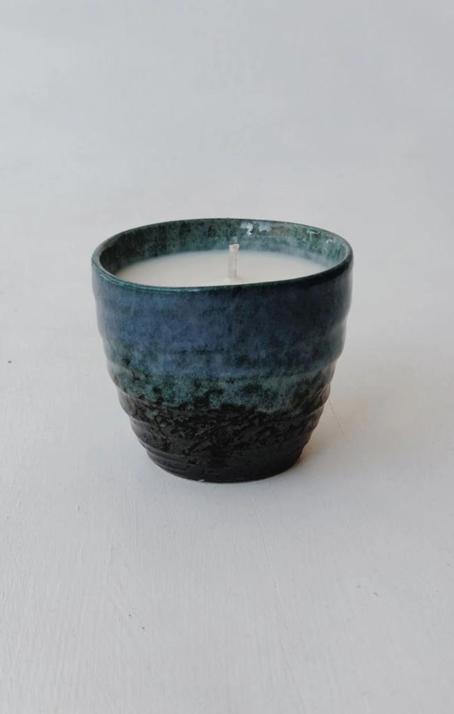 Madara Ceramic Candle